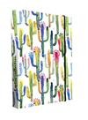 Desky na sešity s boxem A4 Jumbo - Kaktus