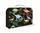 Dětský kufřík lamino 34 cm - Dino