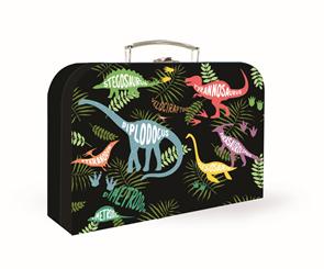 Dětský kufřík lamino 34 cm - Dino druhy