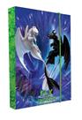 Desky na sešity s boxem A4 - Jak vycvičit draka