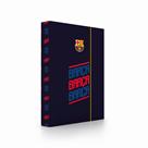 Desky na sešity s boxem A5 Jumbo - FC Barcelona 2019