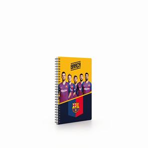 Kroužkový blok A5 - FC Barcelona 2019