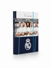 Desky na sešity s boxem A5 - Real Madrid 2019