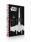 Desky na sešity s boxem A4 - Star Wars 2019