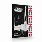 Desky na abecedu - Star Wars 2019