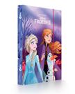 Desky na sešity s boxem A4 - Frozen 2/Ledové království 2