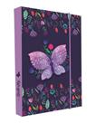 Desky na sešity s boxem A5 - Motýl 2020