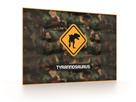 Podložka na stůl 60 × 40 cm  - T-Rex 2020
