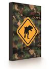 Desky na sešity s boxem A4 Jumbo - T-Rex 2020