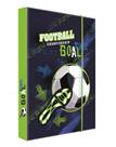 Desky na sešity s boxem A4 - Fotbal 2020