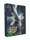 Desky na sešity s boxem A4 Jumbo - Fotbal 2020
