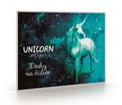 Desky na číslice - Unicorn/Jednorožec 2020