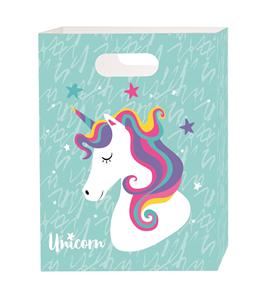 Box na sešity A4 PP s uchem - Unicorn iconic
