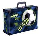 Kufřík lamino hranatý okovaný - Fotbal 2020