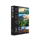 Desky na sešity s boxem A4 Jumbo LET´S TRAVEL - Asie