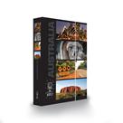 Desky na sešity s boxem A4 Jumbo LET´S TRAVEL - Austrálie