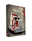Desky na sešity s boxem A4 - Truck 2020