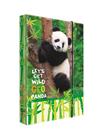 Desky na sešity s boxem A4 Jumbo - Panda