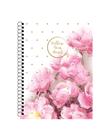 Kroužkový blok A5 Soft - Romantic magnolie