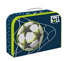 Dětský kufřík lamino 34 cm - fotbal 2