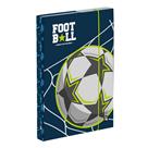 Desky na sešity s boxem A4 Jumbo - fotbal 2