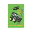 Desky na abecedu - Traktor 2021