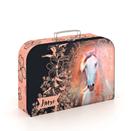 Dětský kufřík lamino 34 cm - Kůň romantic 2021
