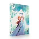 Desky na sešity s boxem A4 Jumbo - Frozen 2/Ledové království 2 2021