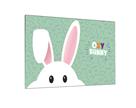 Podložka na stůl 60 × 40 cm - Oxy Bunny
