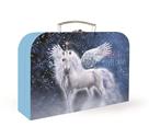 Dětský kufřík lamino 34 cm - Hello unicorns
