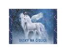 Desky na číslice - Hello unicorns