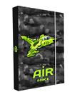 Desky na sešity s boxem A5 - Air Force