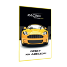 Desky na abecedu - Racing / Auto 2021