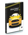 Desky na sešity s boxem A5 - Racing / Auto 2021