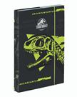 Desky na sešity s boxem A5 - Jurassic World/Jurský svět 2021