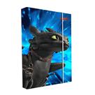Desky na sešity s boxem A4 Jumbo - Jak vycvičit draka 2021