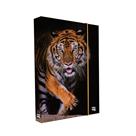 Desky na sešity s boxem A4 Jumbo - Tiger