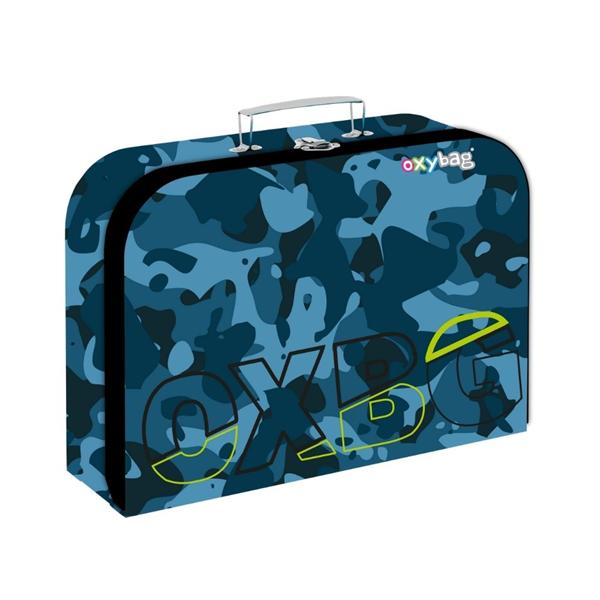 Dětský kufřík lamino 34 cm - Camo 2021