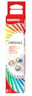 Kores Trojhranné pastelky Kromas - 6 barev