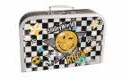 Dětský kufřík 35 cm - Smiley World Rock