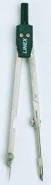 Linex Školní kružítko kovové 140 mm s kloubem