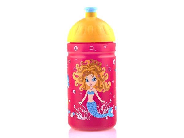 Zdravá láhev 0,5 l - Mořská panna