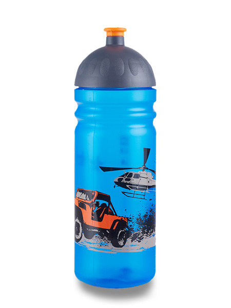 Zdravá láhev 0,7 l - Jeep