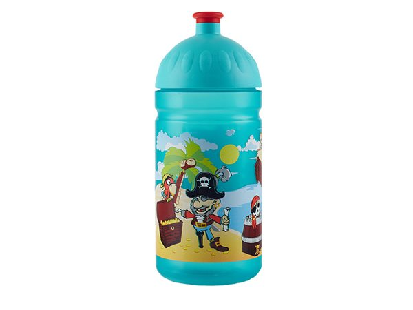 Zdravá láhev 0,5 l - Piráti