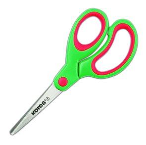 Kores Dětské nůžky Soft ergonomické - 14 cm