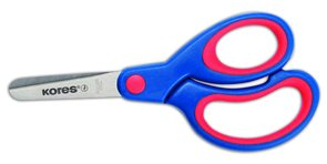 Kores dětské nůžky Hurvínek 13cm - mix barev