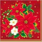 Stil Ubrousky 33 x 33 - Vánoční Hvězda