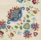 Stil Ubrousky 33 x 33 dekorativní - Výšivka