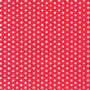Stil Ubrousky 33 x 33 dekorativní - Puntíky - červená