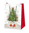 Vánoční dárková taška 16 × 22 × 8 cm - Vánoční čas